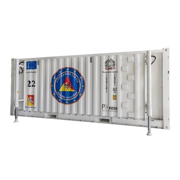Container U.S.A.R.